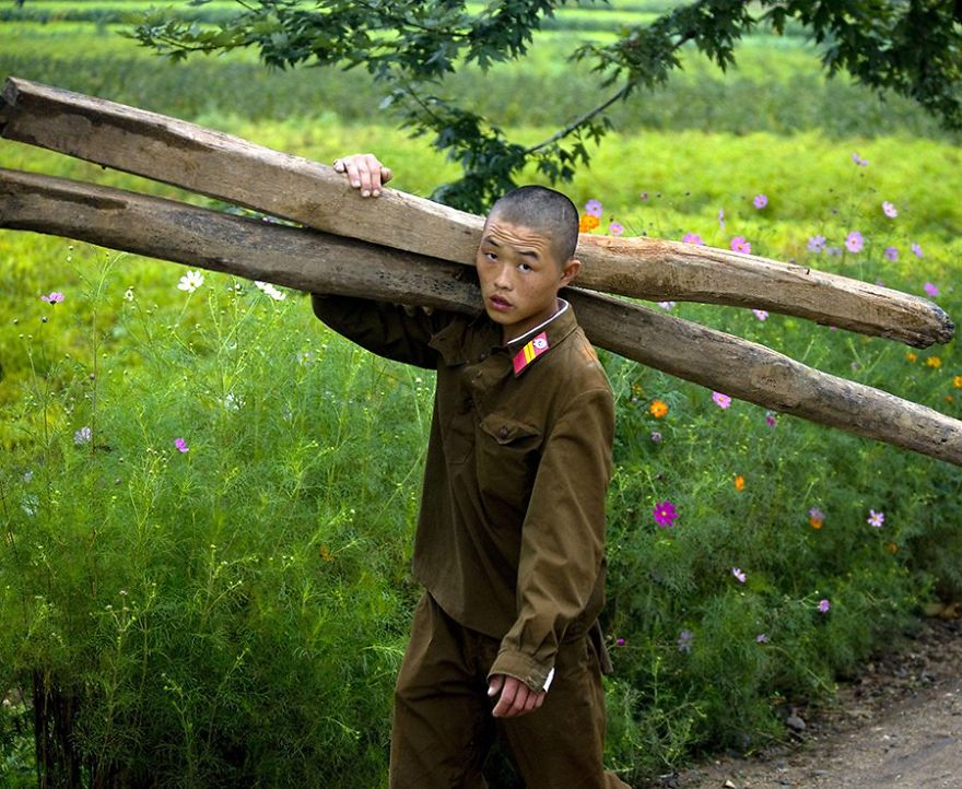 k3 - Illegal Photos Exposes the True Side of North Korea Under Kim Jong Un's Regime
