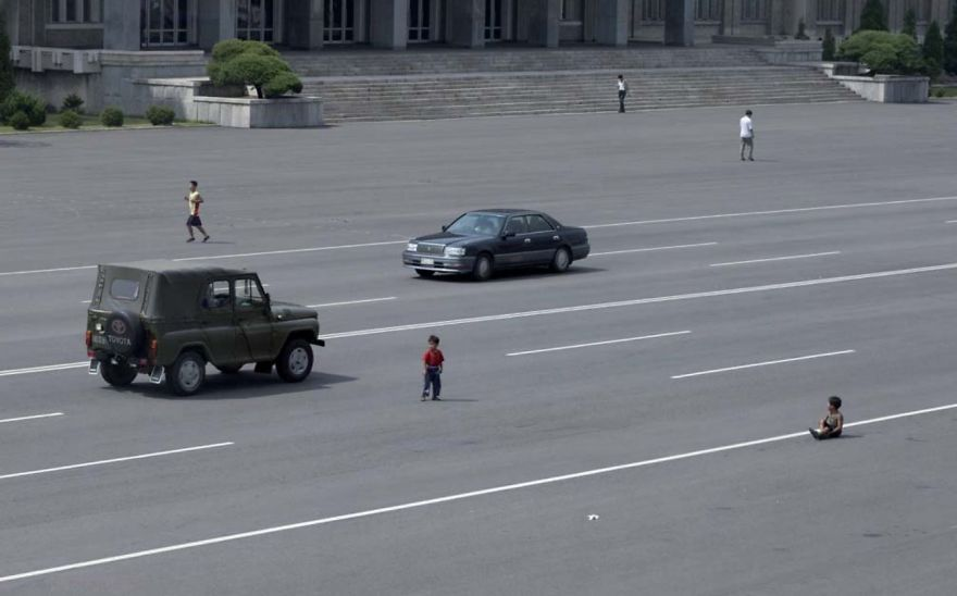 k7 - Illegal Photos Exposes the True Side of North Korea Under Kim Jong Un's Regime