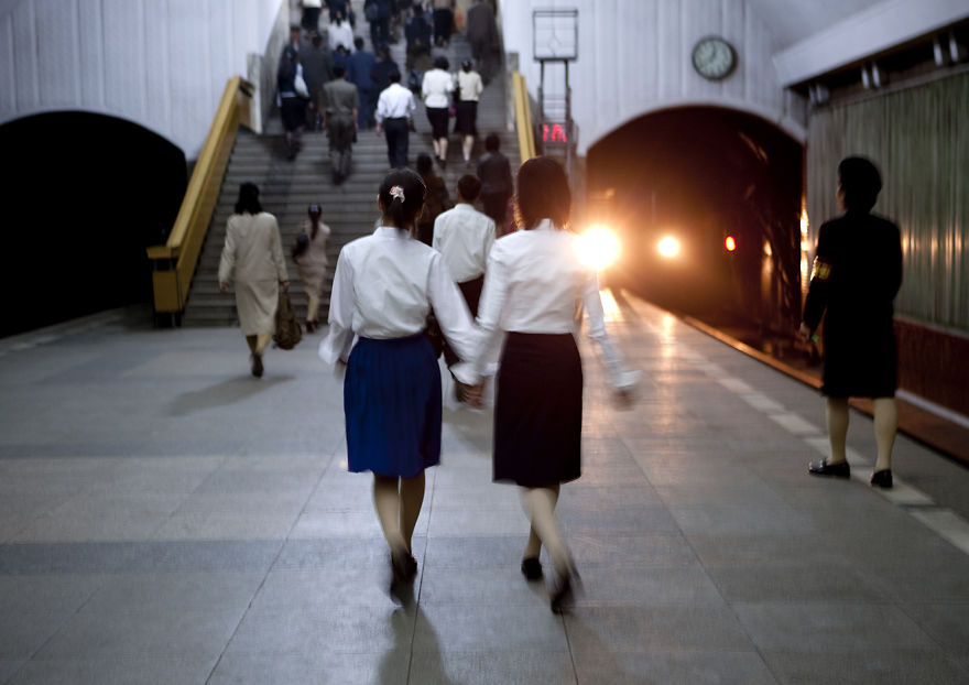 k8 - Illegal Photos Exposes the True Side of North Korea Under Kim Jong Un's Regime