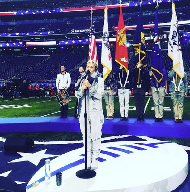 pink - Pink Struggles To Get Voice Back As She Fights Influenza One Day Prior To Super Bowl Anthem Performance