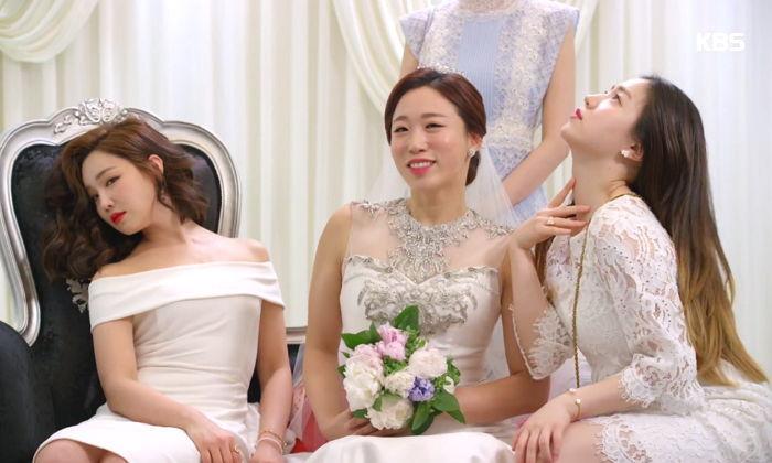 s1 4 - 결혼식에 '딥블루 원피스'입고 온 친구보고 오열한 신부