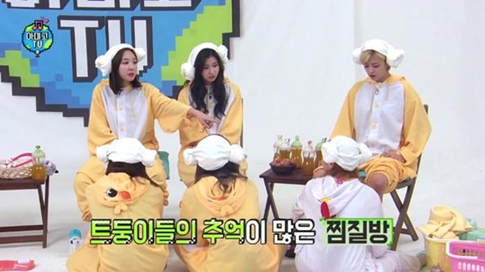 2 78 - 목욕탕에서 만난 멤버 보고 '모른척'한 아이돌