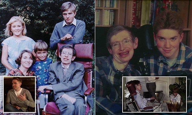 2998be2e00000578 0 image a 7 1434223184343 - A comoção do mundo inteiro sobre a partida de Stephen Hawking