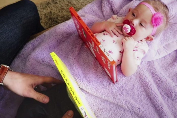6 39 - Man Cuts Baby Daughter in Half with Magic Trick (video)