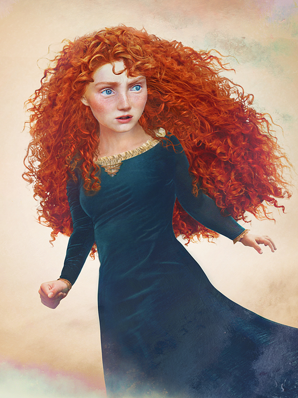 art16 - Feast Your Eyes on Some of Your Favorite Disney Princesses Re-imagined As Real Life People