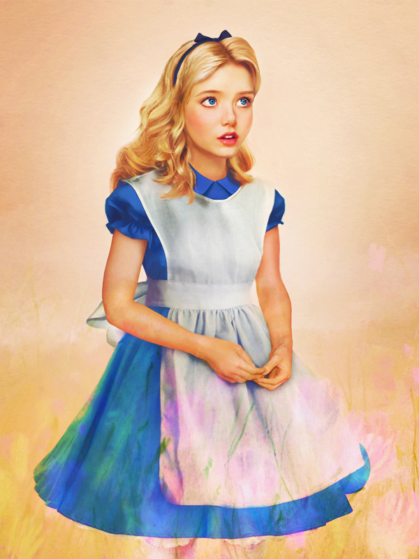 art6 - Feast Your Eyes on Some of Your Favorite Disney Princesses Re-imagined As Real Life People