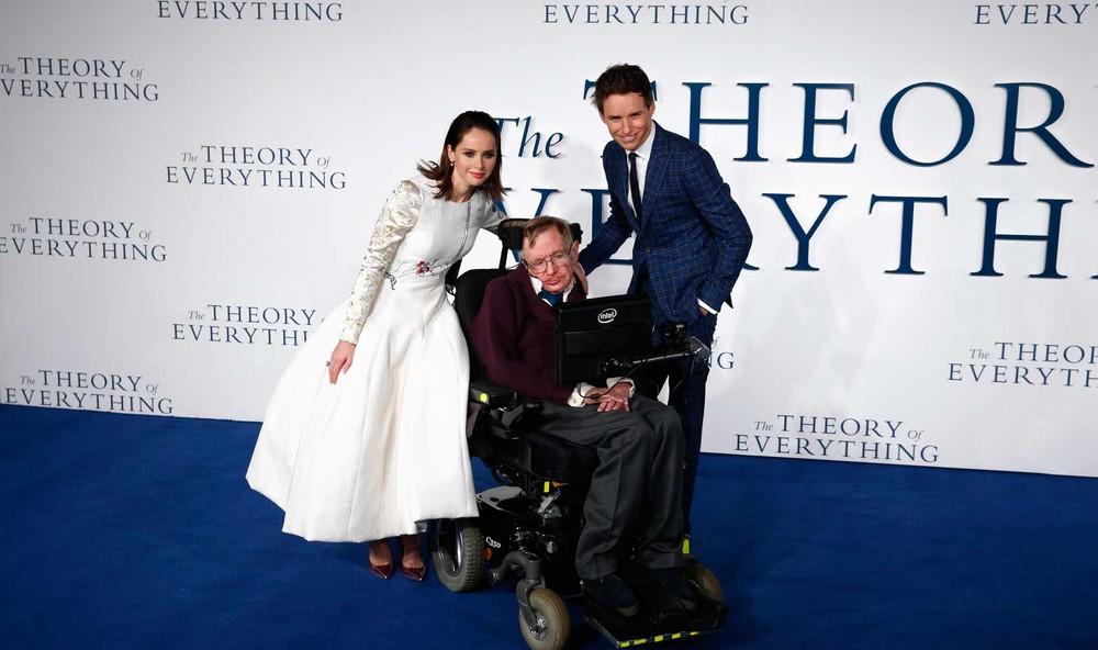 atores - A comoção do mundo inteiro sobre a partida de Stephen Hawking