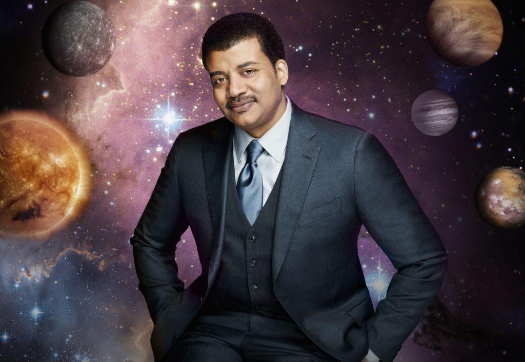 cosmos neil degrasse tyson 1024x706 - A comoção do mundo inteiro sobre a partida de Stephen Hawking