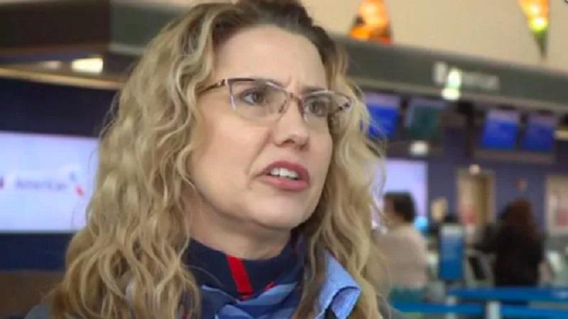 dr - Un agent d'aéroport sauve deux jeunes filles du trafic humain.