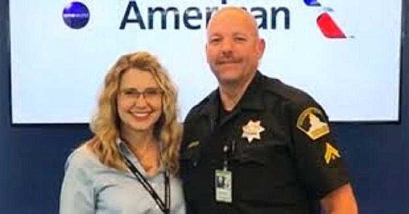 dr3 - Un agent d'aéroport sauve deux jeunes filles du trafic humain.
