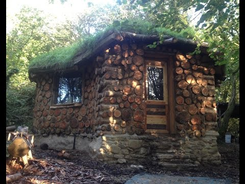 """hermit17 - After Aspiring Hermit Spends Savings Plus Labor Hours Creating Home, His Incredible """"Off-grid"""" Masterpiece is Revealed"""
