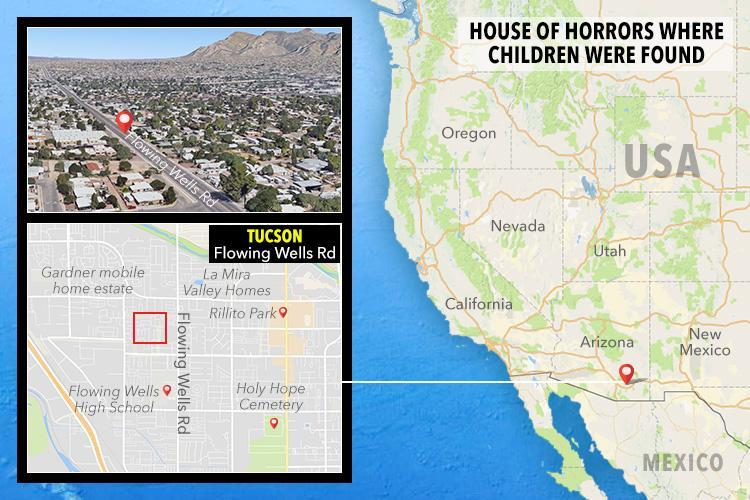 horror3 - Un garçon tenu en captivité par ses parents s'échappe par la fenêtre et sauve ses frères et sœurs