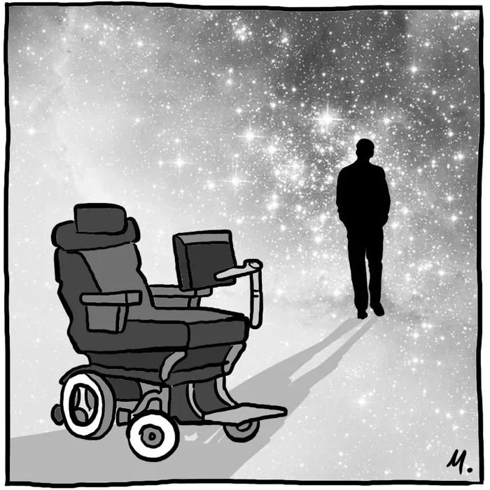 img 5aa9373c70223 - Murió Stephen Hawking a sus 76 años y así lo homenajearon en las redes