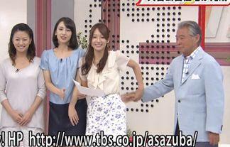 Image result for 吉田明世 みのもんたの朝ズバッ!