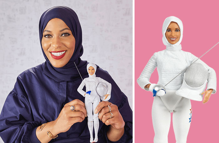 international women day inspiring role models barbie dolls 6 5a9f9ae2b5a0e  700 - 17 New Barbie Dolls Based On Inspiring Women Unveiled, And You Definitely Can't Wait To Take Them Home