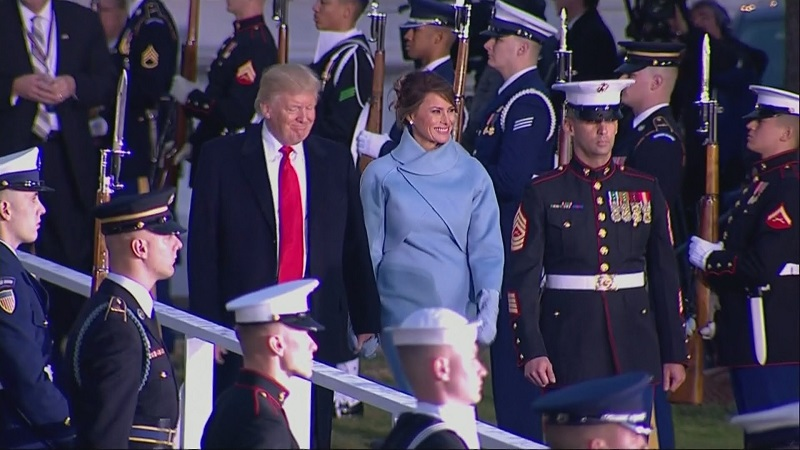 trump3 - Details Of Donald Trump's Military Parade Leaked, And It Is A Brilliant Move