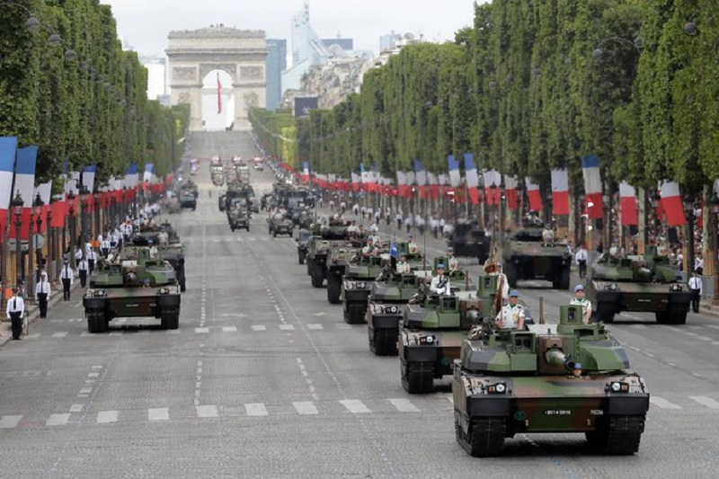 trump5 - Details Of Donald Trump's Military Parade Leaked, And It Is A Brilliant Move