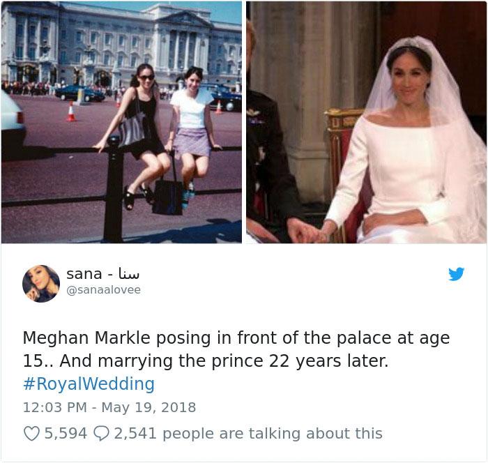 Royal Wedding Memes 9