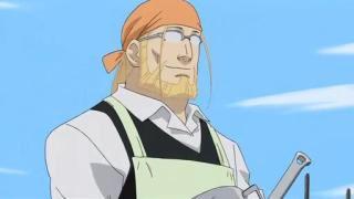 「石塚運昇 『鋼の錬金術師』ヴァン・ホーエンハイム」の画像検索結果