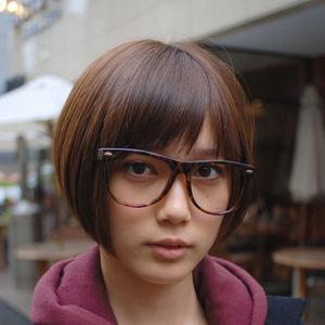本田翼 メガネ姿에 대한 이미지 검색결과