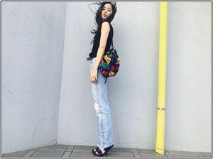 「新木優子 私服」の画像検索結果