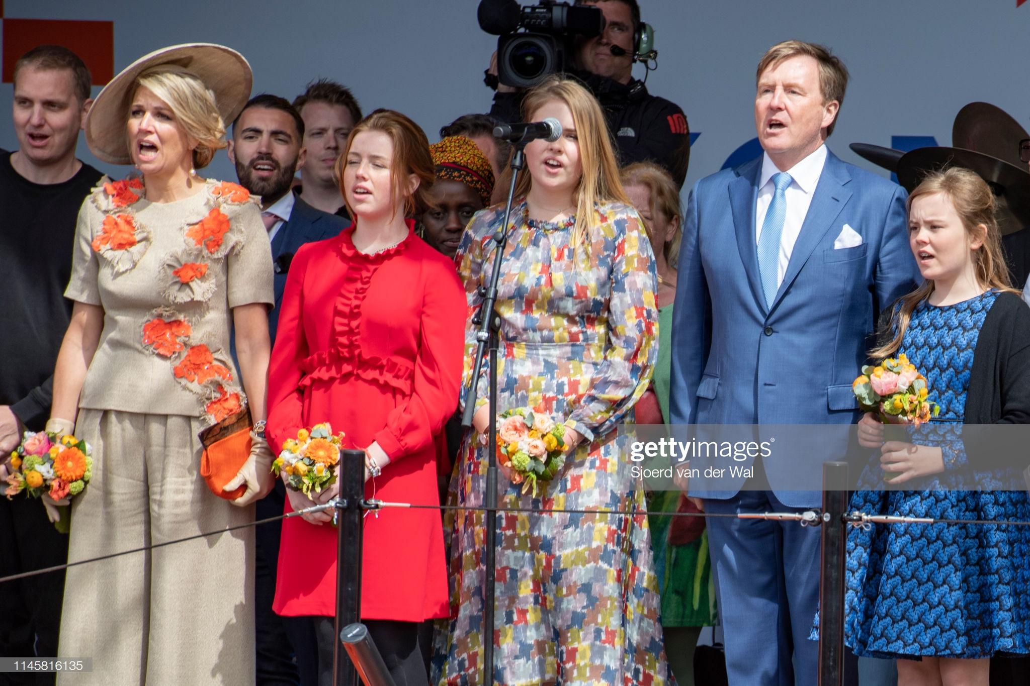 Kingsday 2019 Celebrated in the Netherlands : Fotografía de noticias