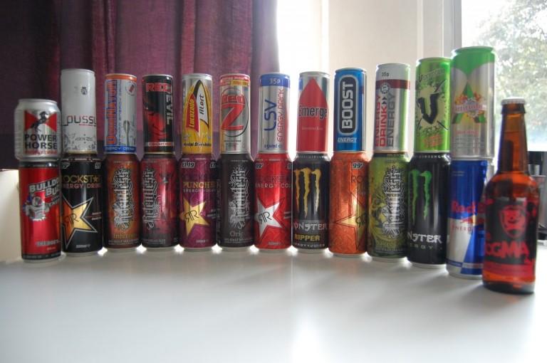 Energy Drink Kind Stirbt
