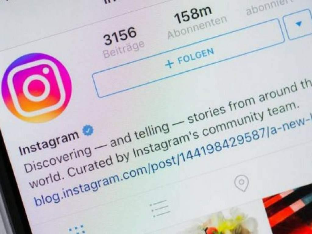 Resultado de imagen de cuenta instagram