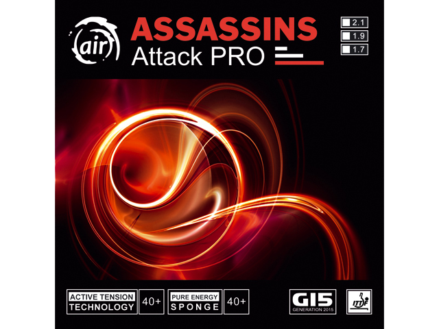 AIR Assassins G15 Attack Pro