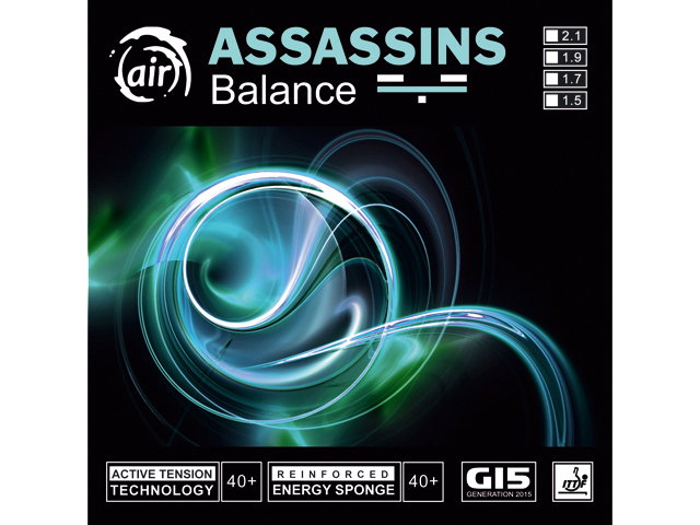 AIR Assassins G15 Balance