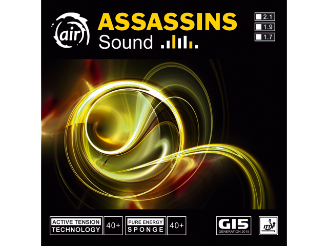 AIR Assassins G15 Sound