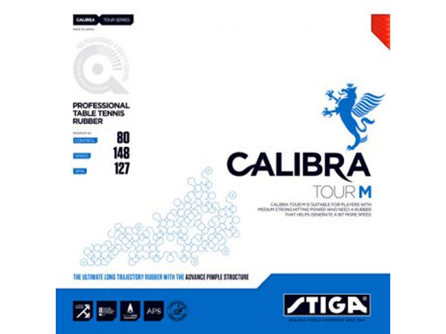 STIGA Calibra Tour M