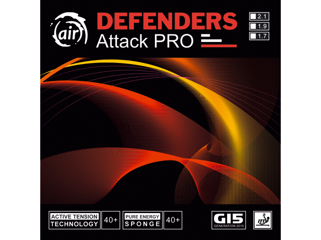 AIR Defenders G15 Attack Pro