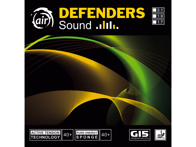 AIR Defenders G15 Sound