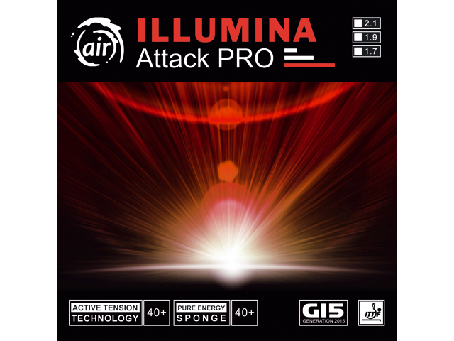 AIR Illumina G15 Attack Pro