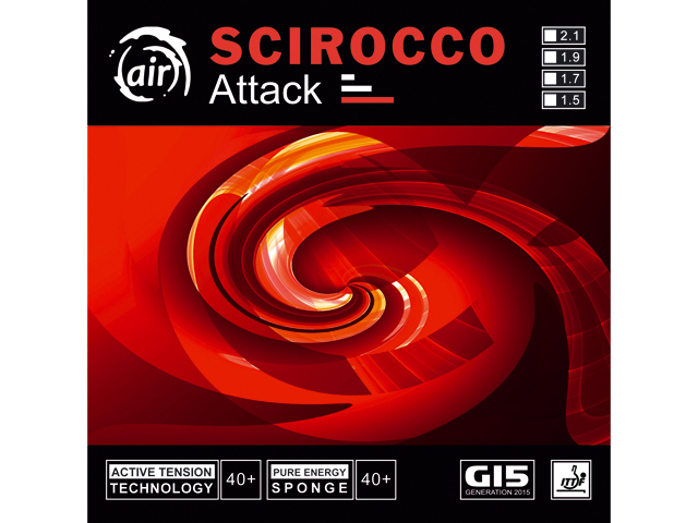 AIR Scirocco G15 Attack