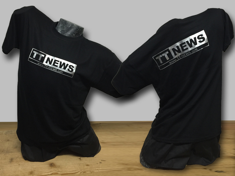 TT-NEWS Trainingshirt