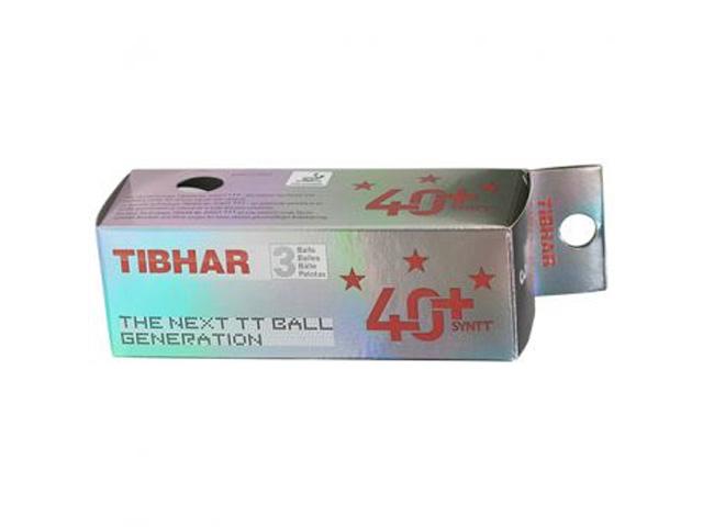 TIBHAR Wettkampfball 40+ SYNTT 3-er