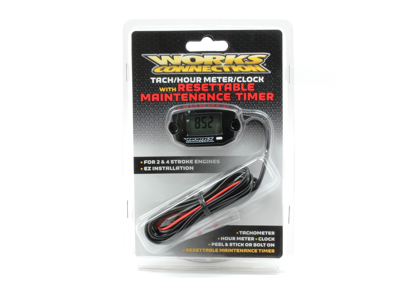Tach Hour Meters Oval Track Pro Wiring