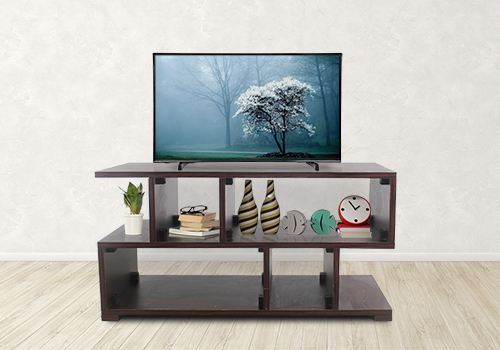 Led Tv 40 Inch Entertainment Unit Combo On