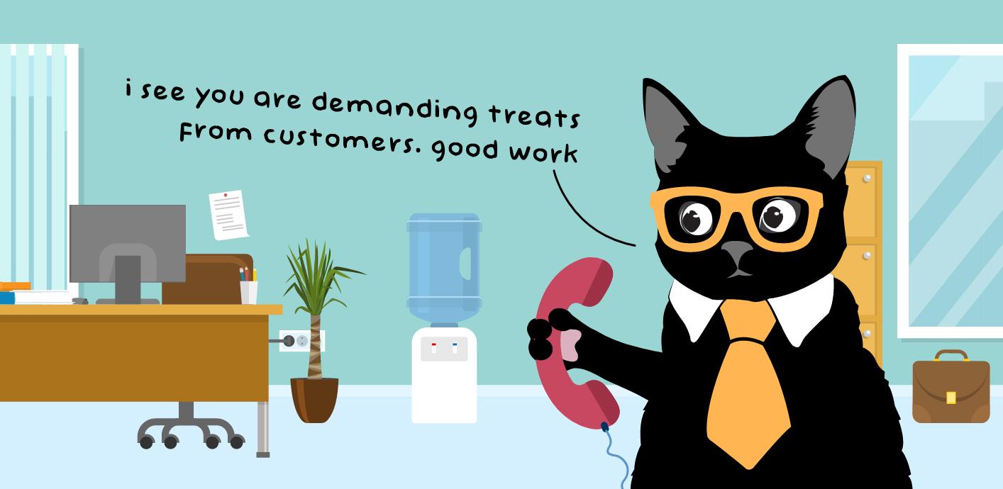 Customer Service Self-evaluation