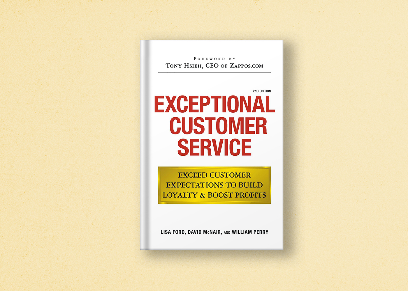 Exceptional Customer Service book
