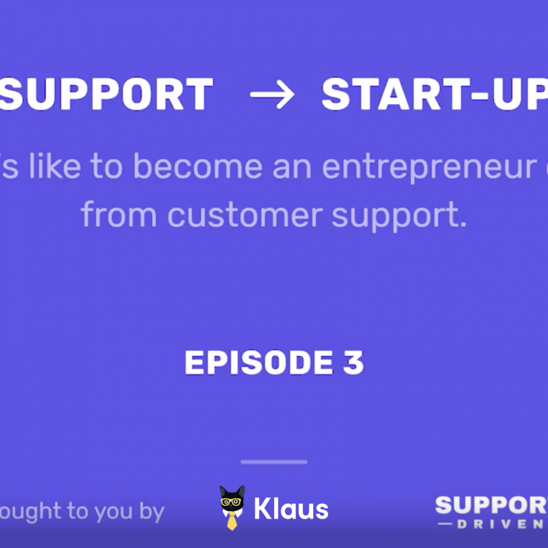 Support → Start-up 3: Typical Questions on Starting a Business