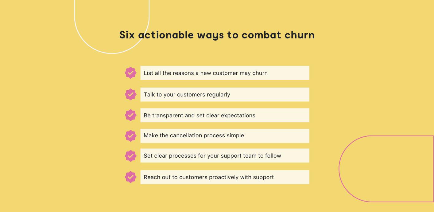 combating churn