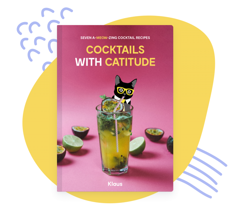 Cocktail Recipe Book - Klaus