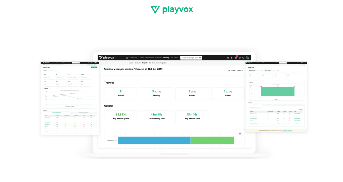 playvox screenshot