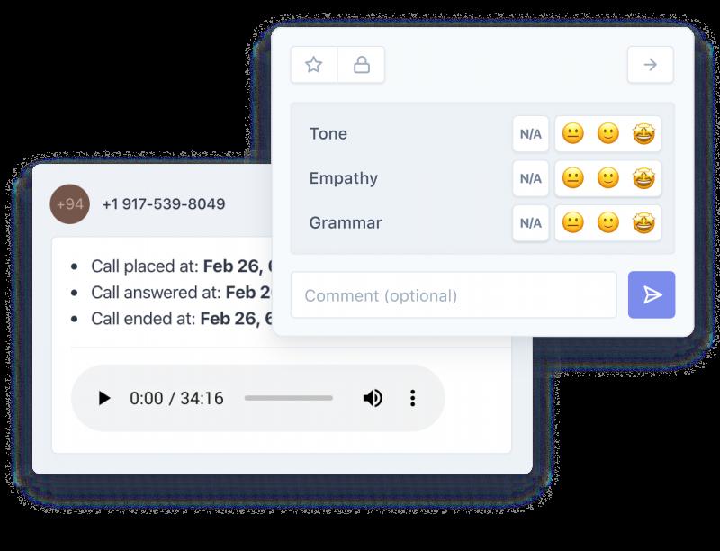 Call Center Quality Assurance Software - Klaus