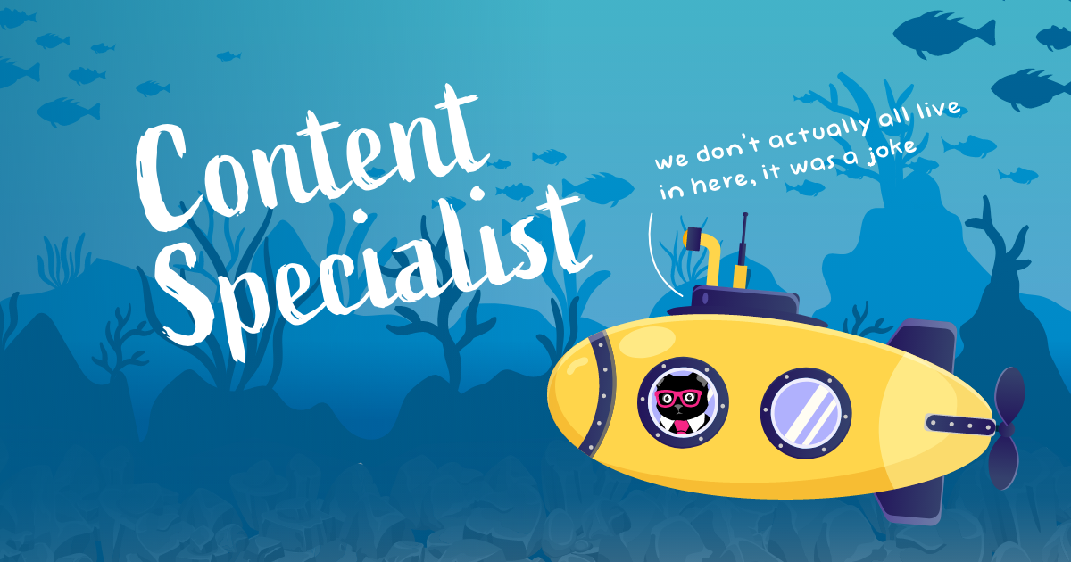 content specialist jobs klaus