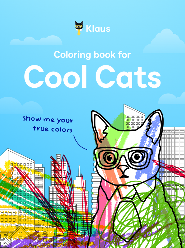Klaus Coloring Book