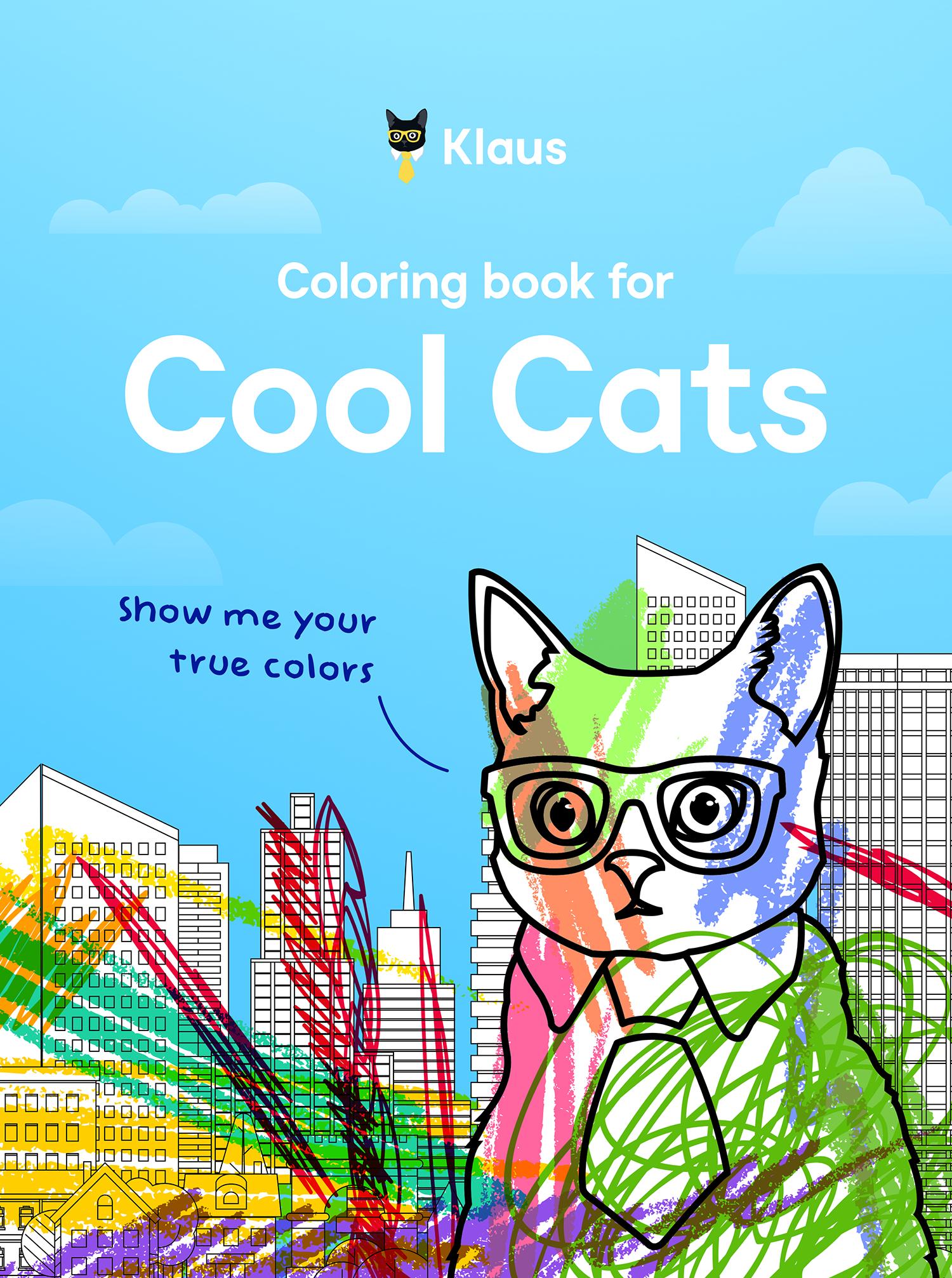 Klaus Coloring Book